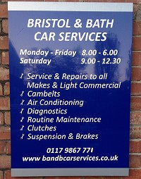 Bristol & Bath Car Services Ltd